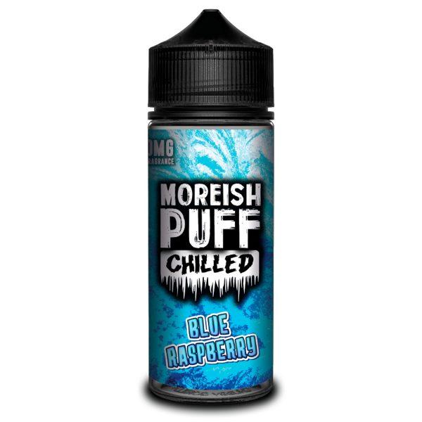 Moreish Puff - Chilled - Blue Raspberry