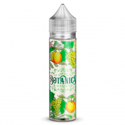 Ohm Boy E-liquids - Botanics - Sweetwater Grape & White Peach
